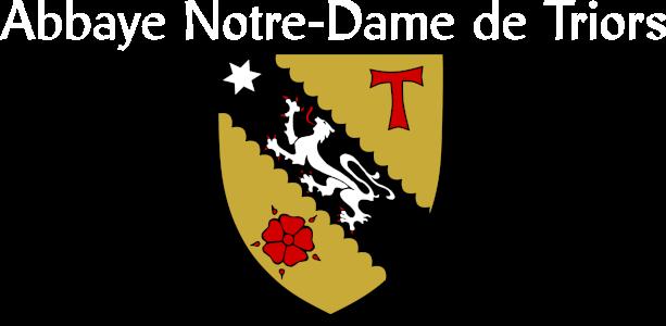 Logo Abbaye Notre Dame de Triors