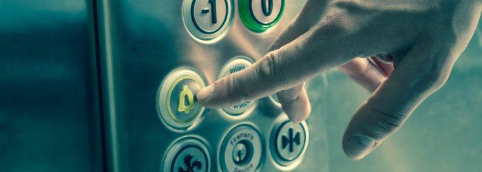 ascenseur téléalarme télésurveillance bouton urgence