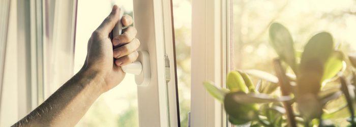 fenêtre ouverte qualité air réglementation